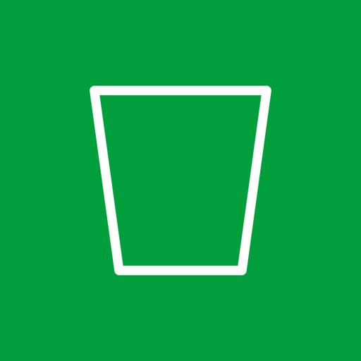 Recycle Bin Empty Alt Icons, Free Icons In Metro Ui