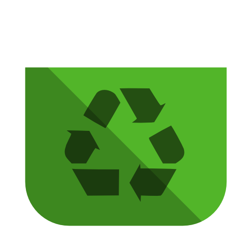 Bin, Empty, Recycling Icon