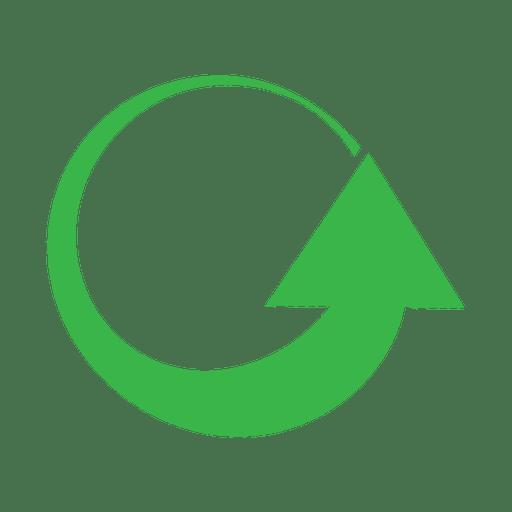 Recycling Icon Arrow