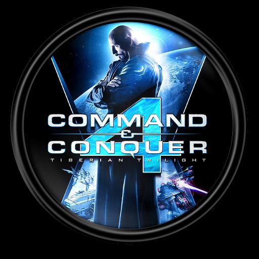 Command Conquer Tiberian Twilight Icon Mega Games Pack
