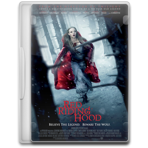 Red Riding Hood Icon Movie Mega Pack Iconset