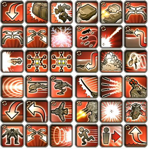 Extracted Portraits And Icons From Addon