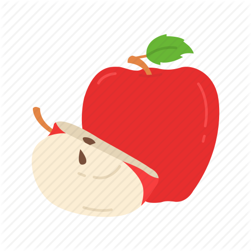 Apple, Fruit, Red Apples, Thanksgiving Icon