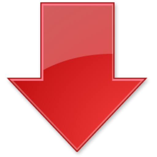 Red, Arrow, Up Icon