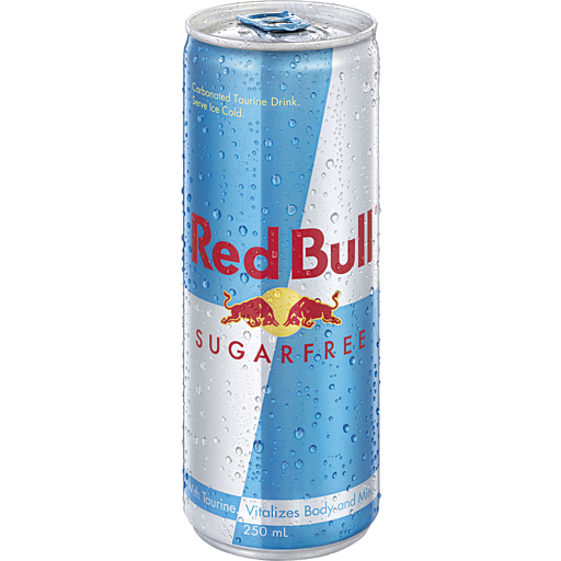 Red Bull Sugarfree Can