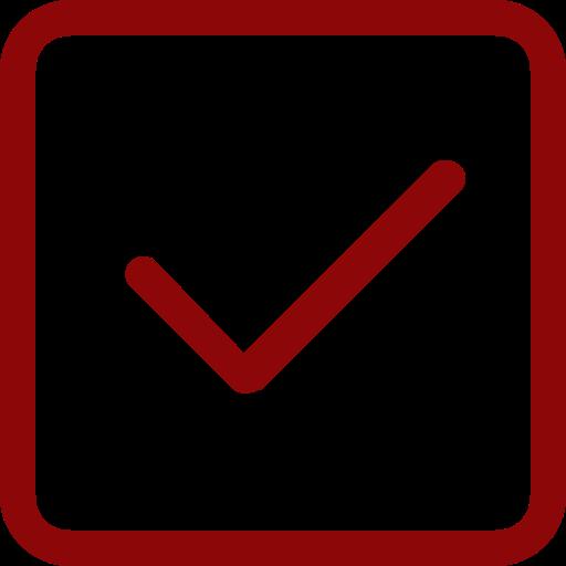 Check Box Selected, Check Box, Check Mark Icon Png And Vector