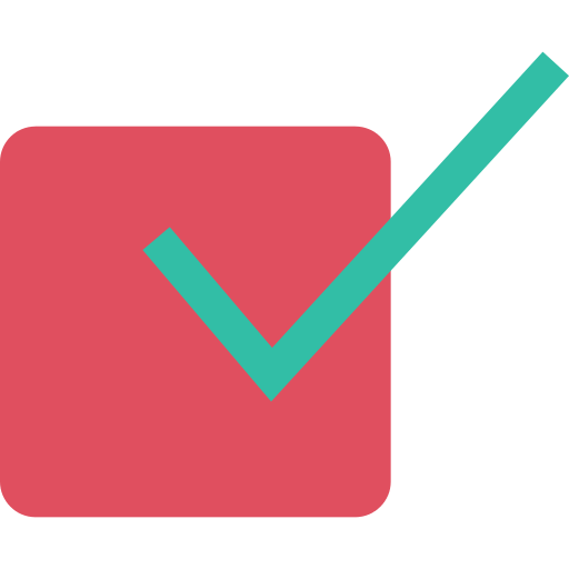 Stats Check Mark Png Icon