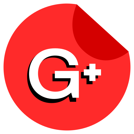 G, Google, Red, Social Networks, Stickers Icon Free Of Social