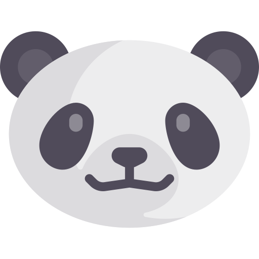 Panda Icon Png And Vector For Free Download