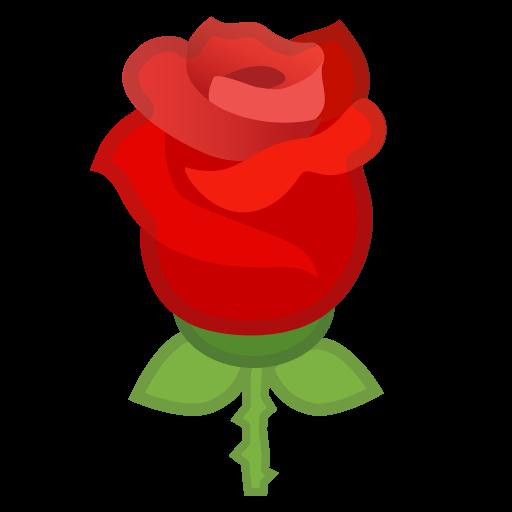 Rose Icon Noto Emoji Animals Nature Iconset Google