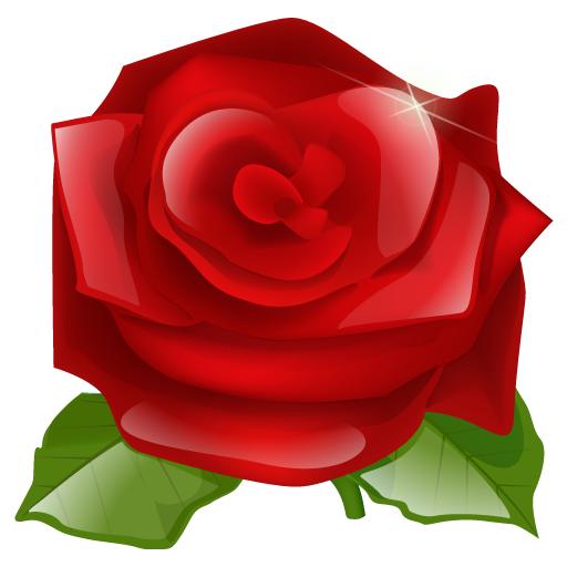 Lilly Flower, Red, Rose, Plant, Nature, Flower Icon