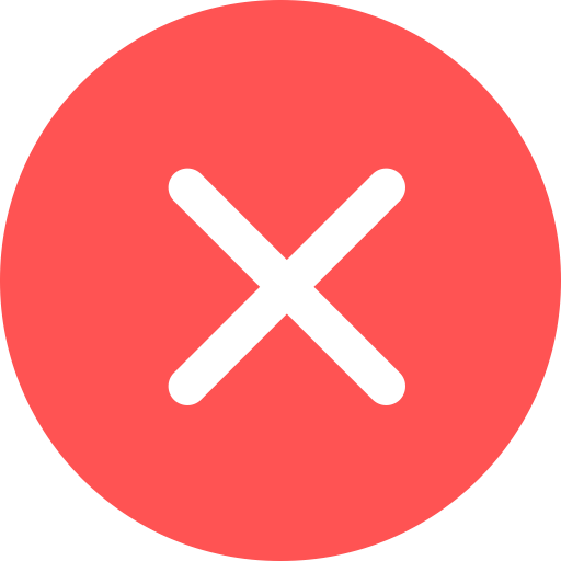 No X, X Icon With Png And Vector Format For Free Unlimited