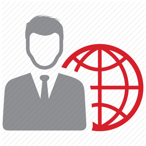 Business, Communication, Connection, Global, Network Icon