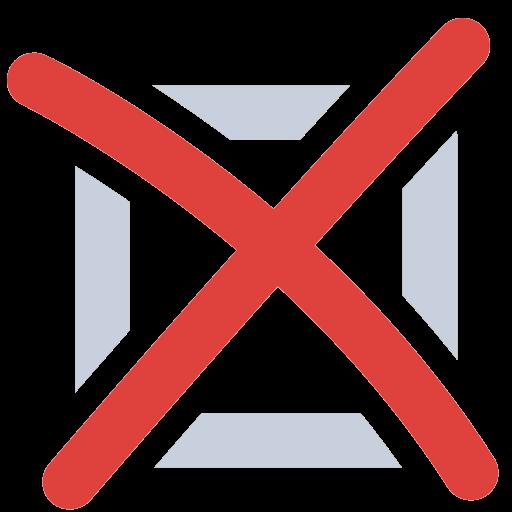 Wrong Icon