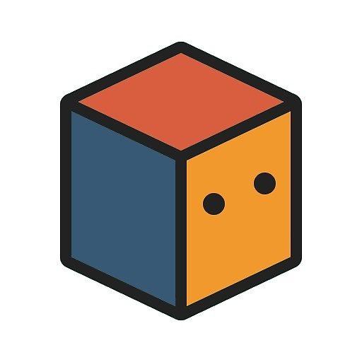 Cube Tumblr Icon