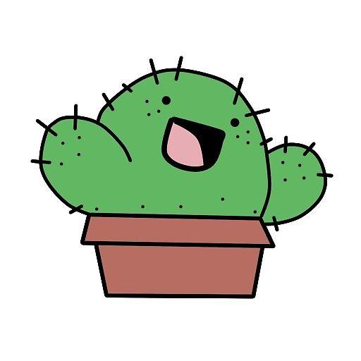Dancing Cactus Icon