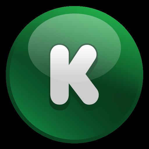 Kickstarter Icon Glossy Social Iconset Social Media Icons