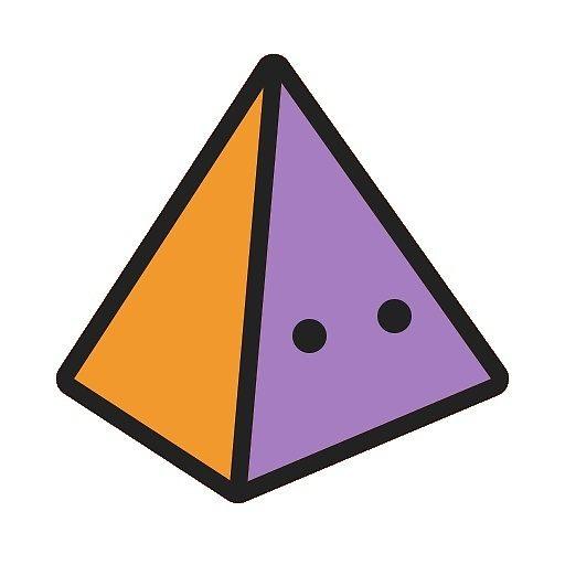Pyramid Tumblr Icon