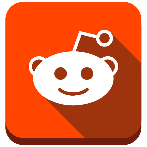 Discussion, News, Reddit, Social Icon