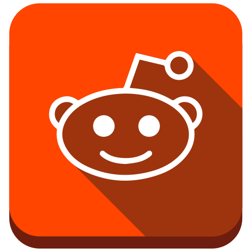 News, Reddit, Social Icon