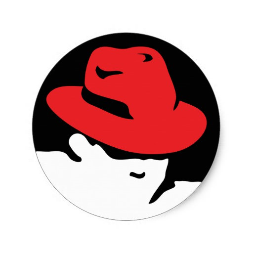 Linux Red Hat Logos