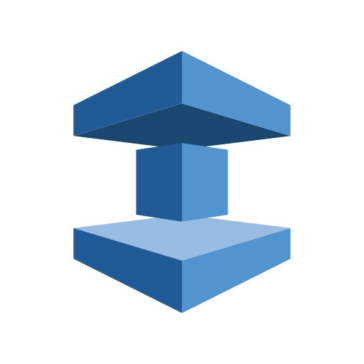 Copy, Amazon, Elasticcache, Database Icon