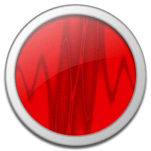 Special Buttom Red Icon
