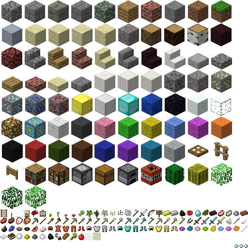 Minecraft Pe Missing Item Icons