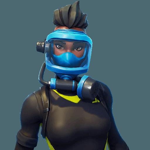 Reef Ranger Fortnite Skin Tracker