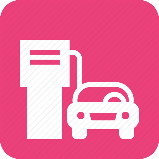 Car, Diesel, Fuel, Gas, Petrol, Pump, Refill Icon