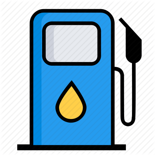 Diesel, Gas, Gas Station, Gasoline, Oil, Petrol, Refill Icon