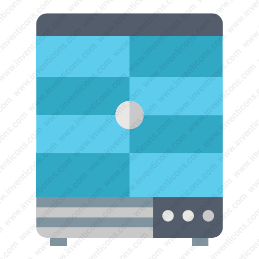 Download Merchandising,refrigerator Icon Inventicons