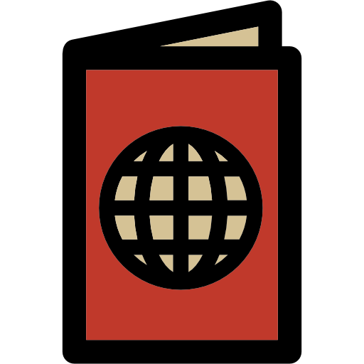 Passport Icons Free Download