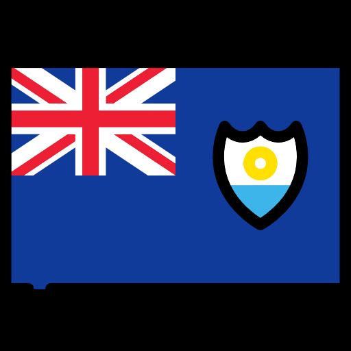 Anguilla, Flags, Province, Flag, Region Icon