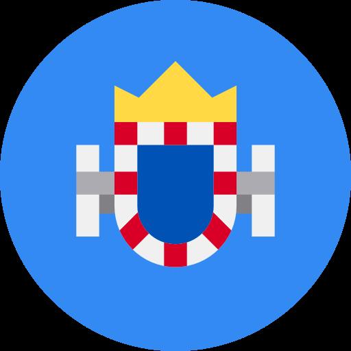 World, Flag, Flags, Region, Melilla Icon