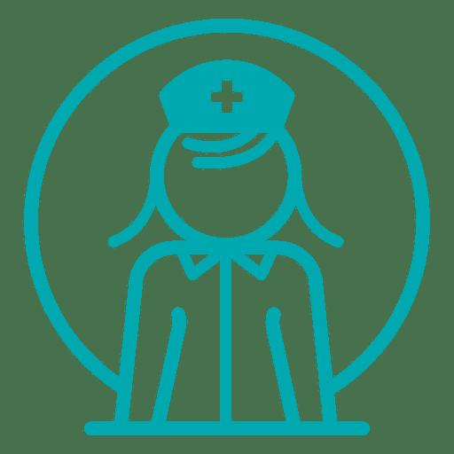 Nurse Profile Icon