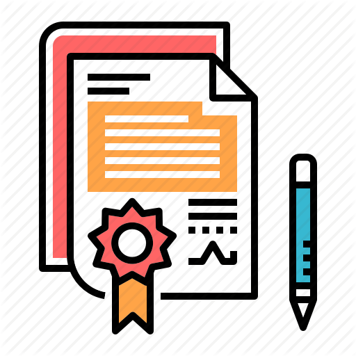 Agreement, Contract, Document, Form, Legal, Sign, Signature Icon