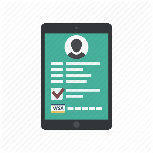 Application, Fill Profile, Ipad Form, Profile, Register