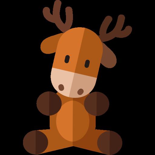 Animal Kingdom, Animals, Reindeer Icon