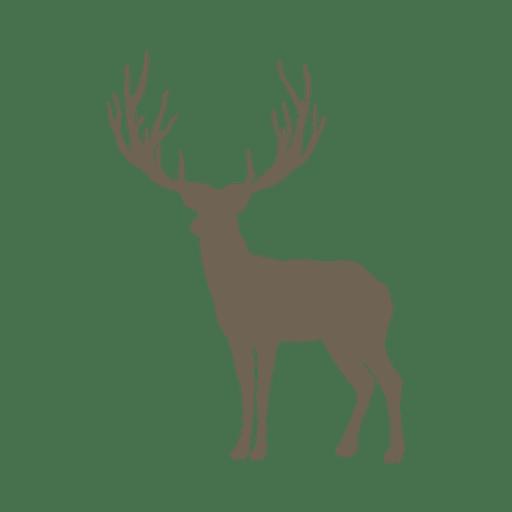 Reindeer Animal Icon