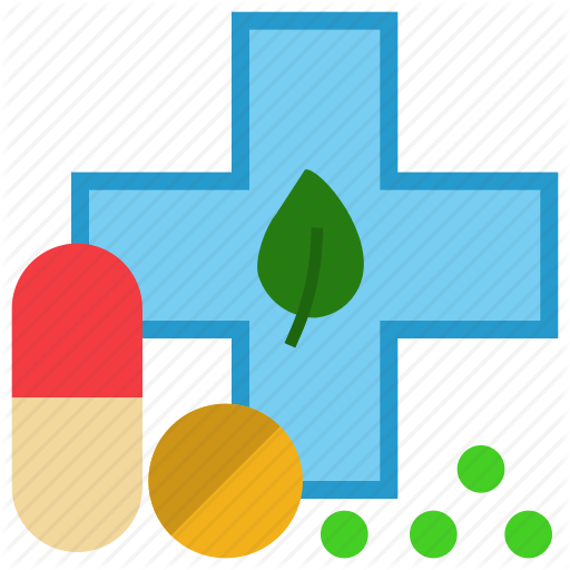 Antidote, Drug, Herb, Medicine, Pill, Relief Icon