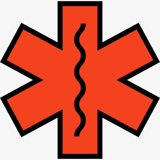 Red Cross Relief Icon, Cross Clipart, Rescue Shelter, Cartoon Png