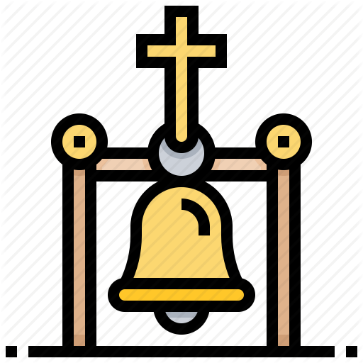 Bell, Call, Church, Religion, Ring, Tradition Icon