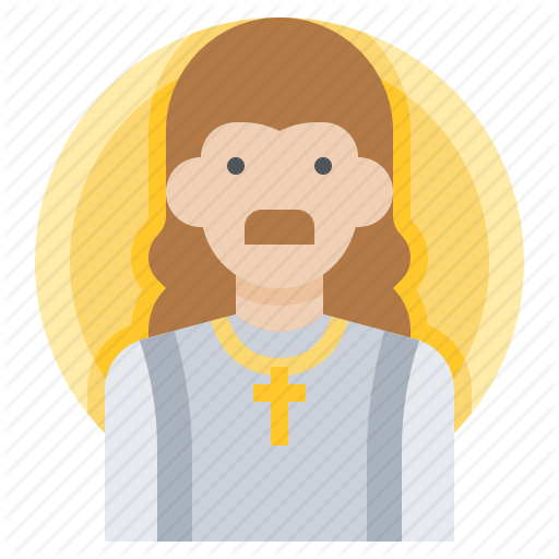 Christ, Founder, God, Jesus, Prophet, Religion, Saint Icon
