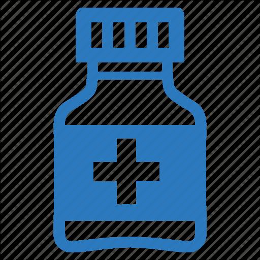Antidote, Medicine, Remedy, Tablets Icon