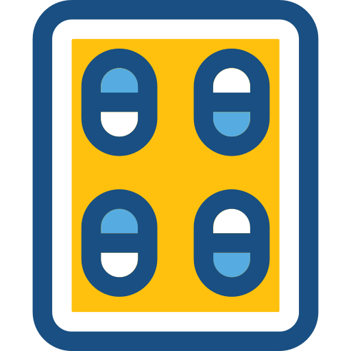 Pills Remedy Png Icon