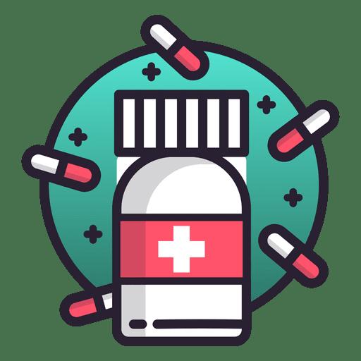 Pills Icon Remedy