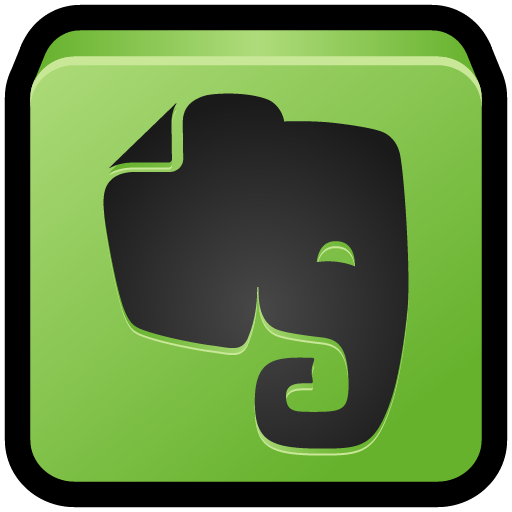 Sync, Write, Reminder, Notes, Evernote Icon