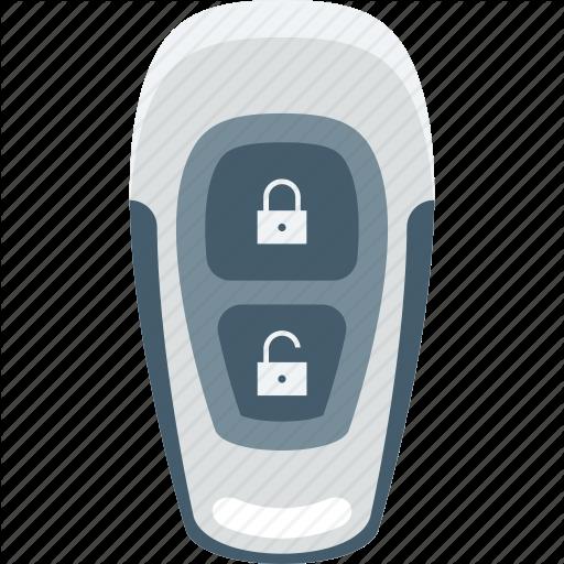 Car Control, Car Remote, Key, Remote, Remote Control Icon