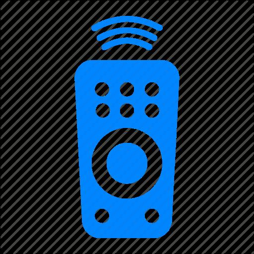 Electronic, Remote, Remote Ac, Remote Control, Remote Tv Icon
